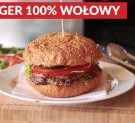 Film promocyjny - Hamburger Wołowy