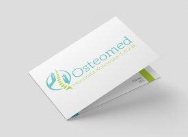 Logo i strona internetowa Osteomed